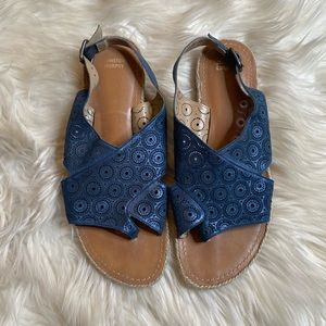 Women's Johnston & Murphy Sandals size 9